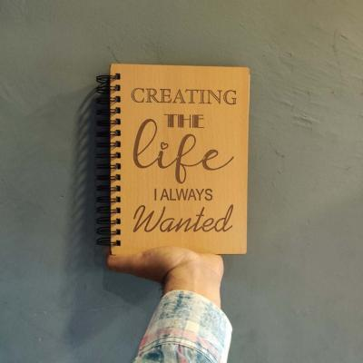 Wooden Life Diary