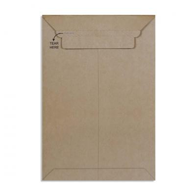 Pack of 10 Rigid Mailer 430 GSM Thick, Size 12.75 x 9 inches