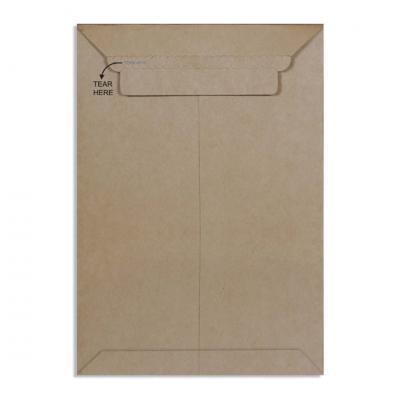 Pack of 10 Rigid Mailer 430 GSM Thick, Size : 13.75 x 9.75 inches