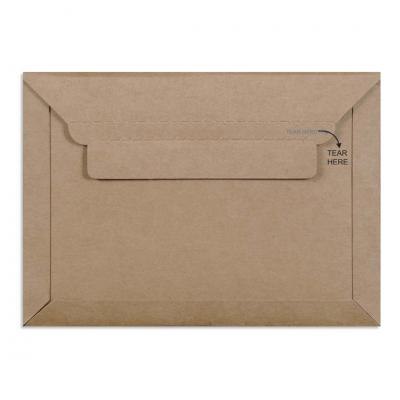 Rigid Mailer 430 GSM Thick, Size : 9 x 6.25 inches, Pack of 10 envelopes