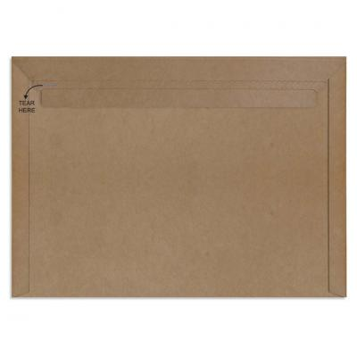 Rigid Mailer 430 GSM Thick, Size : 17.5 x 12.75 inches, Pack of 10 envelopes
