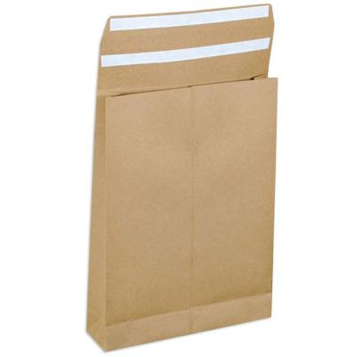 E-Greenvelop, Sustainable E-commerce Packaging Gusset Envelope, Size : 14 x 10 x 2  inches, Pack of 10 envelopes