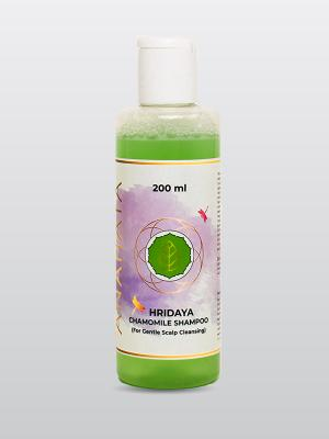 Chamomile Shampoo (For Kids Gentle Scalp Cleansing) - 200 ML