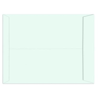 Size :10.5 x 8 inches, Green Paper PVC Laminated Envelopes, Pack of 25 envelopes