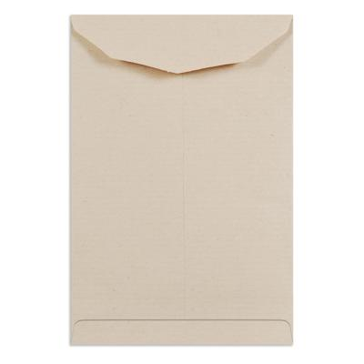 Size : 6 x 4 inches, Natural Shade Kraft 80 GSM, Pack of 50 Envelopes