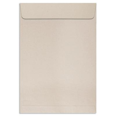 Size : 7 x 5 inches, Natural Shade Kraft 80 GSM, Pack of 50 Envelopes