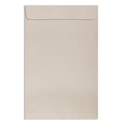 Size : 9 x 5.5 inches, Natural Shade Kraft 80 GSM, Pack of 50 Envelopes
